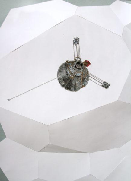 glen einbinder works on paper